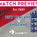 NZ vs Eng 1st Test Preview- Super Over Rivals Ready For The First Test Face Off