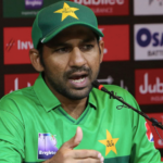 Sarfaraz Ahmed To Auction His 2017 Champions Trophy