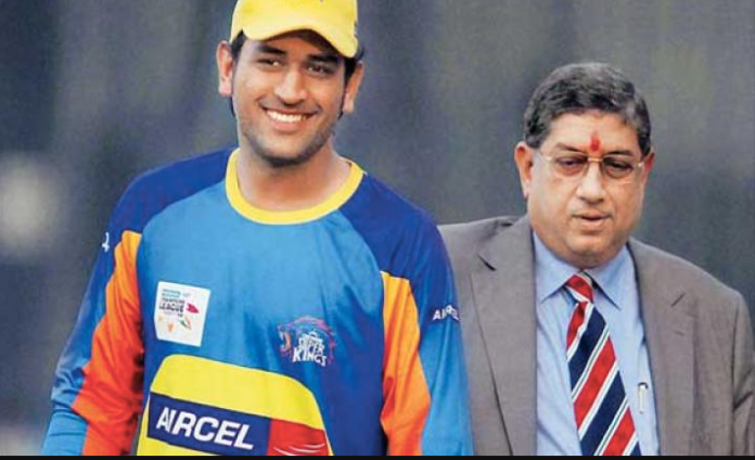 MS Dhoni And Players Dealt With Everything On Their Merit: N Srinivasan