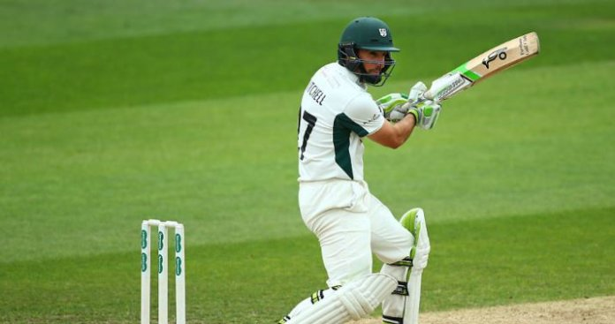 New Zealand Resumes His Attack On England