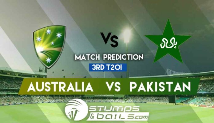Match Prediction For Australia Vs Pakistan 3rd T20 | Pakistan Tour Of Australia, 2019 | AUS Vs PAK