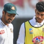 Bangladesh Opening Batsman Fined In India