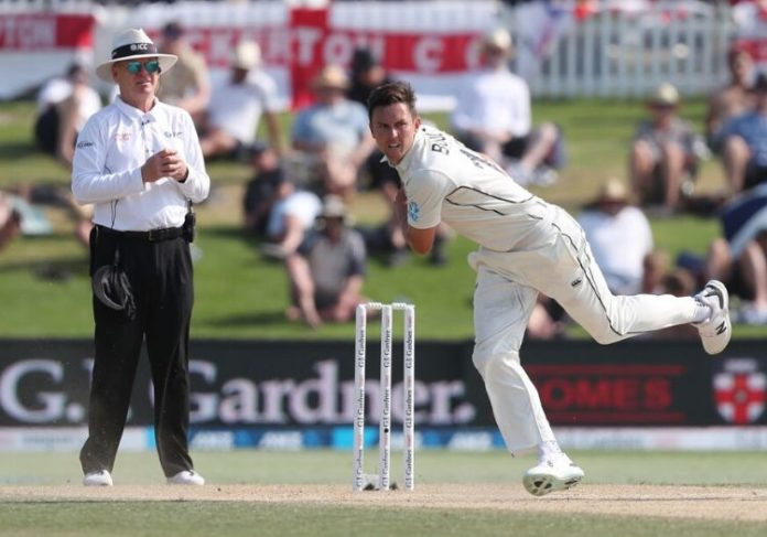 Trent Boult probably to have rib injury, might miss the second test match