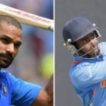 Shikhar Dhawan might get replaced with Sanju Samson  for the upcoming series against West-Indies