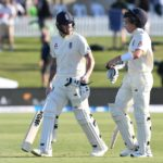 New Zealand Pace Attack Restricts England On First Day Of The Test