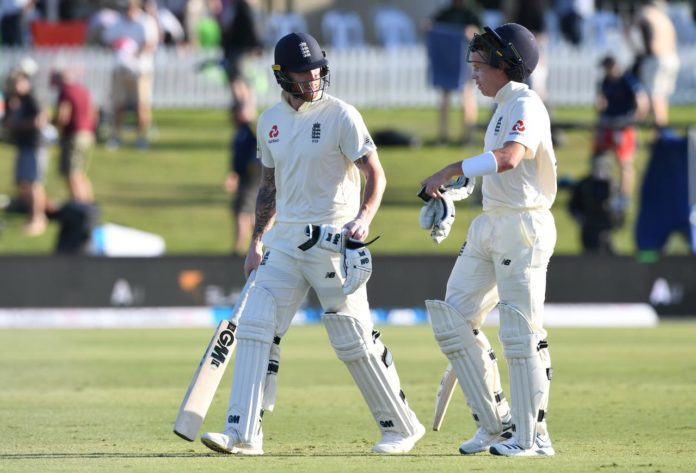 New Zealand pace attack restricts England on even first day of the Match