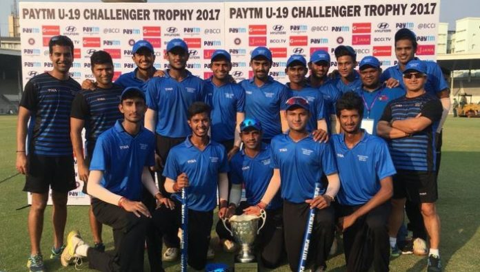 For U-19 Challenger Trophy Teams Announced