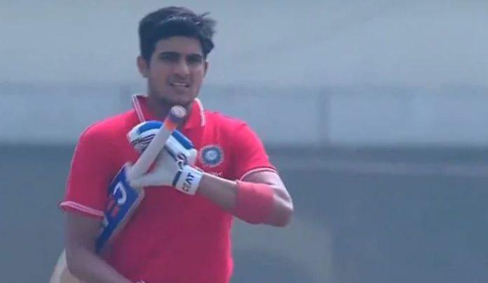 Shubman Gill Makes History - Breaks The Record Of Virat Kohli In The Deodhar Trophy Final