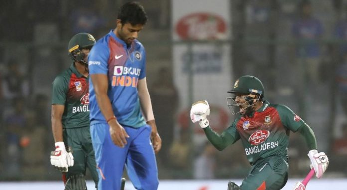 Bangladesh Is Ready For The Pace-Spin Of India-Mominul Haque