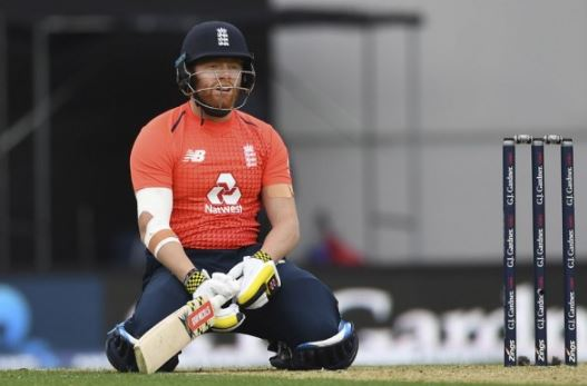 Jonny Bairstow Gets One Demerit Point For Mouthing Obscenity