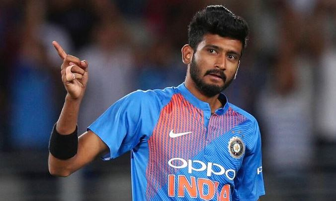 Twitterati Trolled Khaleel Ahmed Badly For His For His Poor Bowling Performance