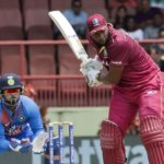 Who will lead West-indies Against India in T20I and ODI Series?