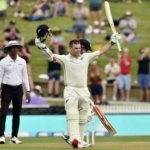 Latham's Century Puts New Zealand In A Solid Position Against England