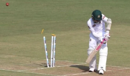 India vs Bangladesh - Mohammed Shami Gets Mushfiqur Rahim With An Absolute Jaffa