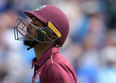 Nicholas Pooran Suspended For Ball-Tampering In 3rd ODI
