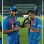 "India vs Bangladesh: Yuzvendra Chahal Interviews Rohit Sharma In ""Chahal TV"""