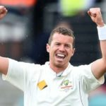 Peter Siddle Waits For His Turn In Test Cricket