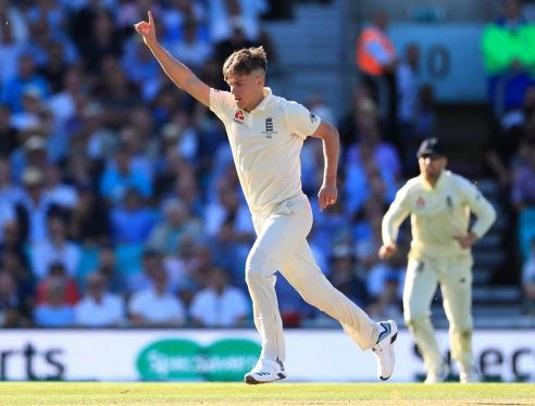 Sam Curran Helps England To Gain An Advantage Over Black Caps