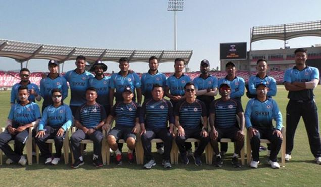 Stats: Sikkim And Manipur Record Low Totals In Syed Mushtaq Ali T20I Trophy