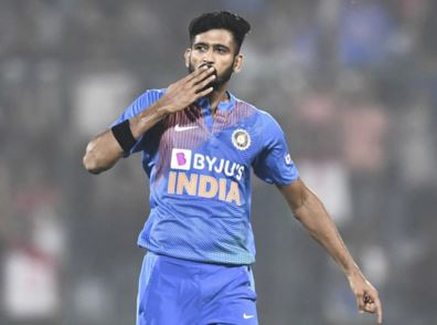 Khaleel Ahmed Ruled Out Of India A's Tour Of New Zealand