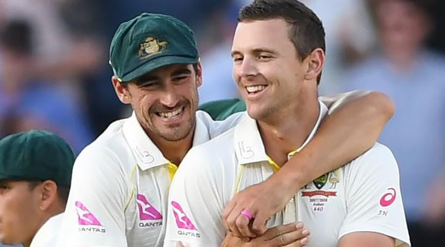 Starc And Hazlewood Maintain Winning Run of New South Wales