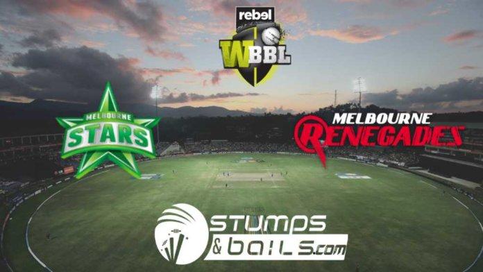 Match Prediction For Melbourne Stars Women vs Melbourne Renegades Women 50th T20 | Women Big Bash League 2019 | WBBL 2019 | MLSW vs MLRW