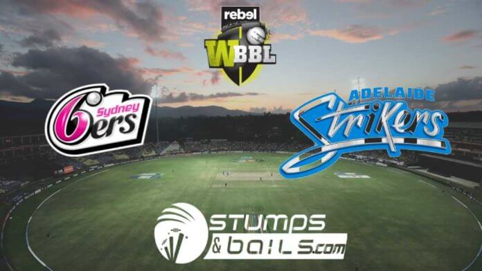 Match Prediction For Sydney Sixers Women vs Adelaide Strikers Women 51st T20 | Women Big Bash League 2019 | WBBL 2019 | SYSW vs ADSW