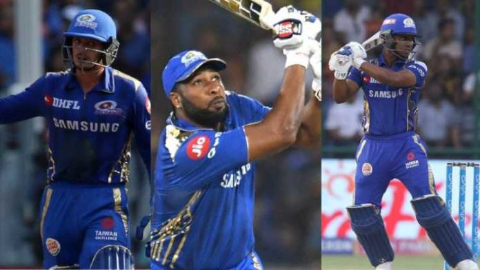IPL : The 3 Prominent Overseas Players Mumbai Indians Will Never Dream Of Releasing