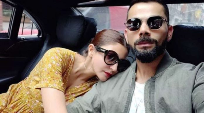 Anushka Sharma welcomes hubby Virat Kohli with a hug after India wins Test series