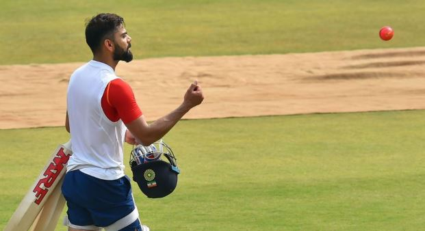 'He Is Back'-- BCCI Releases A Clip Of Virat Kohli's Net-Session Before The First Test