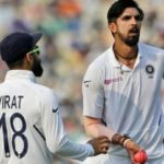 India Vs Bangladesh : Ishant Sharma Steals The Show In First Ever Pink Ball Test