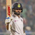 Kohli's Hundred Builds The Score Of India Lead To 183