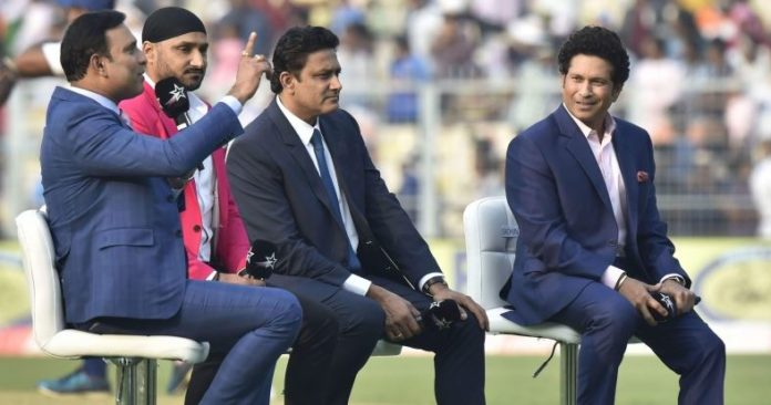 Ins Vs Ban : Hilarious Anecdote Shared By Cricket God Sachin Tendulkar and Harbhajan Singh
