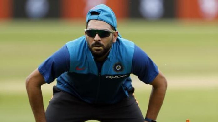 Yuvraj Singh Makes West Indies Player Speak In Punjabi, Fans Love It.