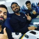 India vs West Indies: Indian Skipper Shares Candid Pic With Teammates