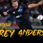 Happy Birthday Corey Anderson - One Explosive Kiwi T20 Cricketers