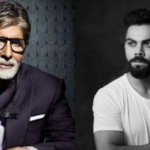 Big B Gave Warning To The Windies Bowler Not To Tease Virat Kohli