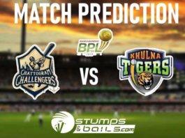 CHC vs KHT Match Prediction BPL 2019