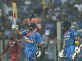 Virat Kohli Top10 ICC T20I Ranking