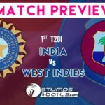 INDvsWI 1st T20 Preview – India Look To Continue Their Verge Over Windies