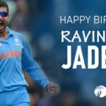 Happy Birthday To Our Beloved All-Rounder JADDU