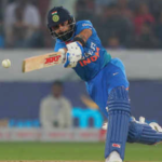 IND Vs WI : Kohli's Knock Helps India To Beat Windies