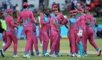 Twitter Reactions: Against The Gaints, Paarl Rocks Made It To The Finals Of MSL 2019 With A Strong Finish