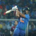 Shivam Dube Plays An Impressive Knock In 2nd T20I
