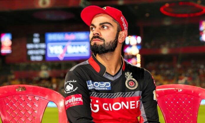 Royal Challengers Bangalore Removed Profile Picture From Social Media