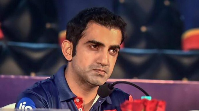 Gautam Gambhir Shows His Interest To Purchase The Stakes Of Delhi Capitals