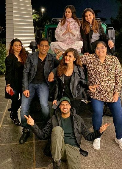 Jassie Gill's ''Unforgettable Trip'' Hosted By MS Dhoni And His Wife