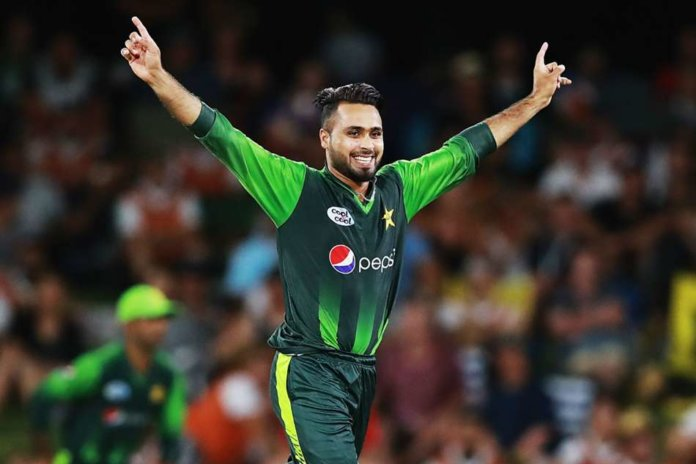 BBL,2019: Usman Shinwari and Faheem Ashraf in Melbourne Renegades