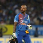 Injury Rules Shikhar Dhawan Out Of New Zealand T20 Series