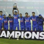 IND VS WI - India Beat Windies To Clinch ODI Series 2-1